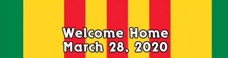 Welcome Home 2020.Welcome Home Vietnam Vets 2020 Event Details Welcome Home
